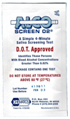 Alco Screen Instructions - How To Use AlcoScreen Saliva Alcohol Test