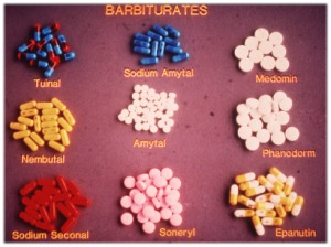 Barbiturates Pills & Capsules